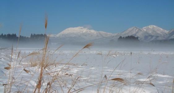 20雪景色