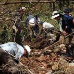 内海谷(うつみだに)湿原保全活動実施