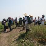 【ツアーレポート】新緑の蒜山三座縦走登山開催