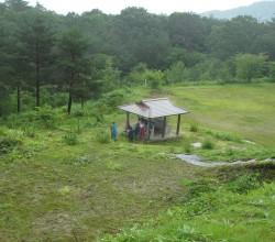 7月14日三平山ログハウス付近草刈りIMG_1427