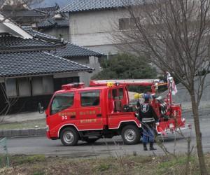 3/13_蒜山消防出初式