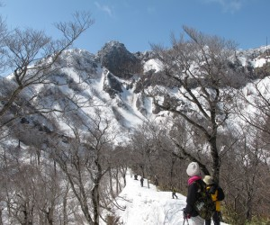 烏ヶ山山頂