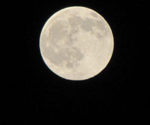 7月19日 満月