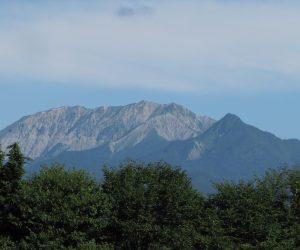 7月20日 大山、烏ヶ山