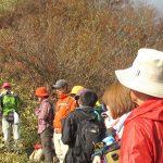 【ツアーレポート】紅葉の蒜山三座縦走を開催しました