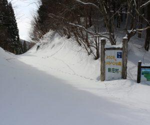 野土路乢に下山