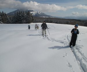 IMG_1005クロスカントリースキーハイキング