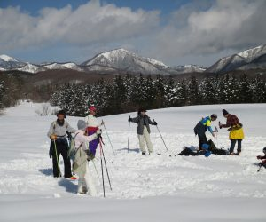 IMG_1009クロスカントリースキーハイキング