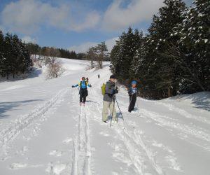 IMG_1021クロスカントリースキーハイキング