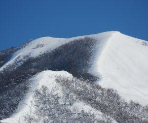 1/26 中蒜山山頂
