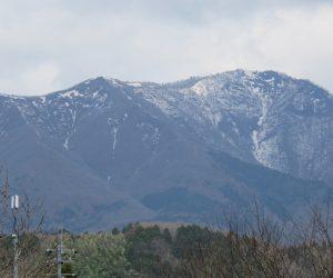 4/8 上蒜山残雪