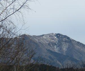 4/10 上蒜山残雪