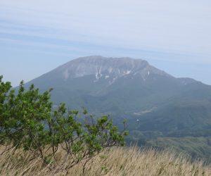 三平山からの大山