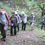 【ガイド活動】津黒高原自然観察会のご案内をしました
