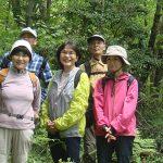 【ツアーレポート】大山古道トレッキングツアーを開催しました