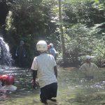 【ツアーレポート】山乗渓谷リバートレッキングを開催しました