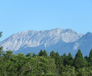 7/22 大山、烏ヶ山  夏には珍しく空気が澄んでいました