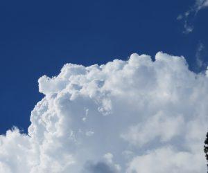 7/22 秋の空に夏の雲