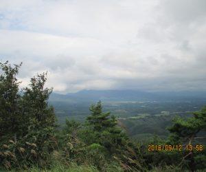 三平山から