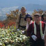 【ガイド活動】いい夫婦登山(中蒜山)をご案内しました