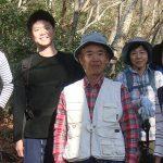 【ツアーレポート】毛無山~朝鍋鷲ケ山縦走登山を開催しました
