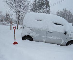 29日 積雪35㎝、軽い雪