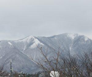 31日 朝の上蒜山
