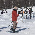 【イベント】雪恋まつりでスノーシュー