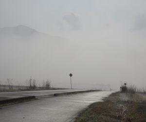 霧の茅部野