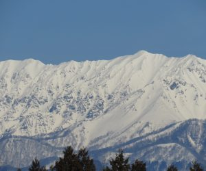 3/18 大山 さすが大山この季節でも真っ白