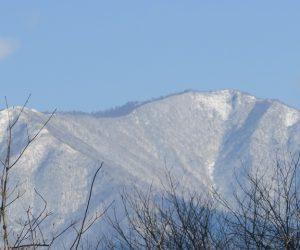 4/2 上蒜山雪化粧