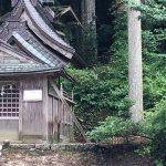 【ガイド活動】茅部神社周辺史跡コースをご案内しました