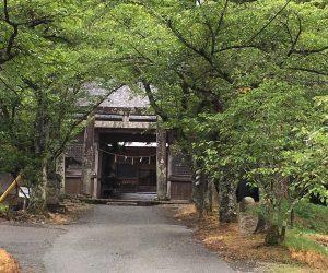茅部神社2