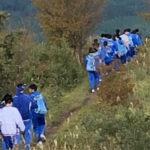【ガイド活動】三平山登山