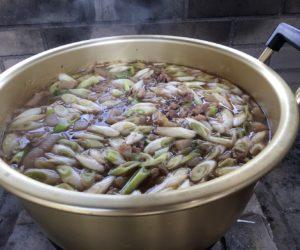 三平山芋煮7