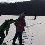 【ツアーレポート】スノーシューハイキング開催しました