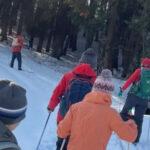【ツアーレポート】クロスカントリースキーハイキングを開催しました